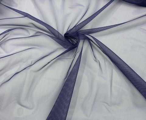 Сетка корсетная темно-синяя (цв. 061) Lauma (метражом)