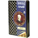 Шоколад горький 100% Серия П.Чайковский 90гр