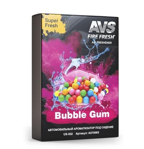Ароматизатор Super Fresh (Бабл гам/Bubble gum) (гелевый)