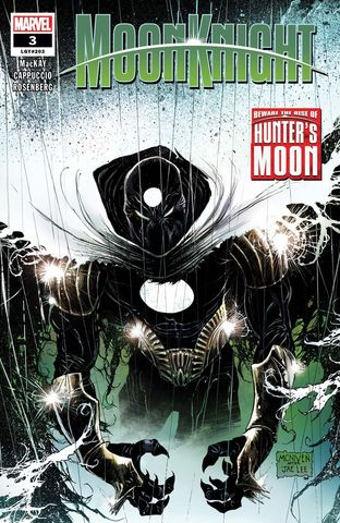 Moon Knight Vol 9 #3 Cover A