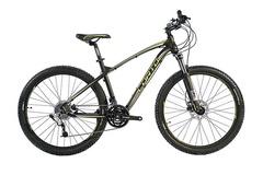 горный велосипед Corto FC227 черный