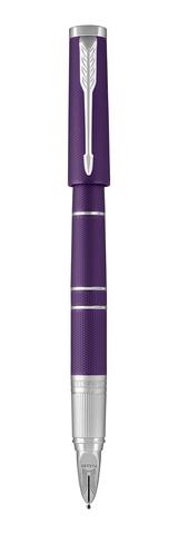 Ручка-5й пишущий узел Parker  Ingenuity Deluxe Blue Violet CT.