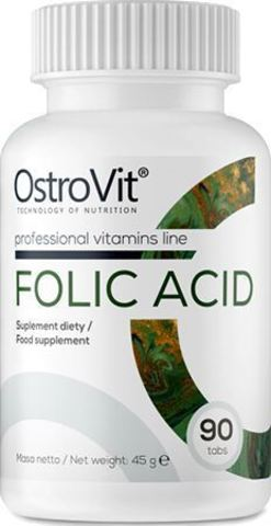 Фолиевая кислота OstroVit Folic Acid