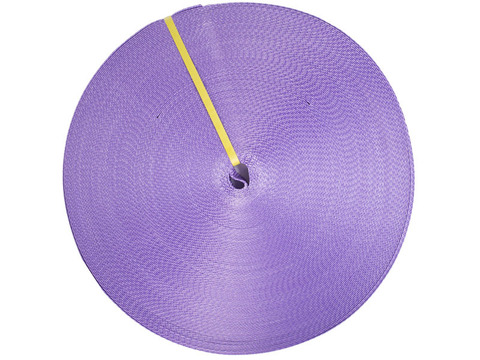 Лента текстильная TOR 7:1 30 мм 4500кг (фиолетовый), 100м
