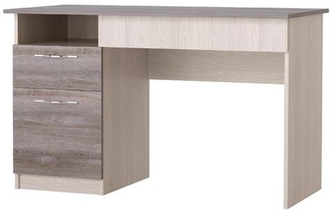Письменный стол Октава серый