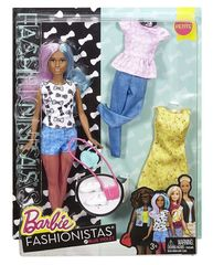 Кукла Барби Мателл Модный стиль