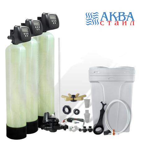 Система умягчения воды TRIPLEX 2162/15S5E