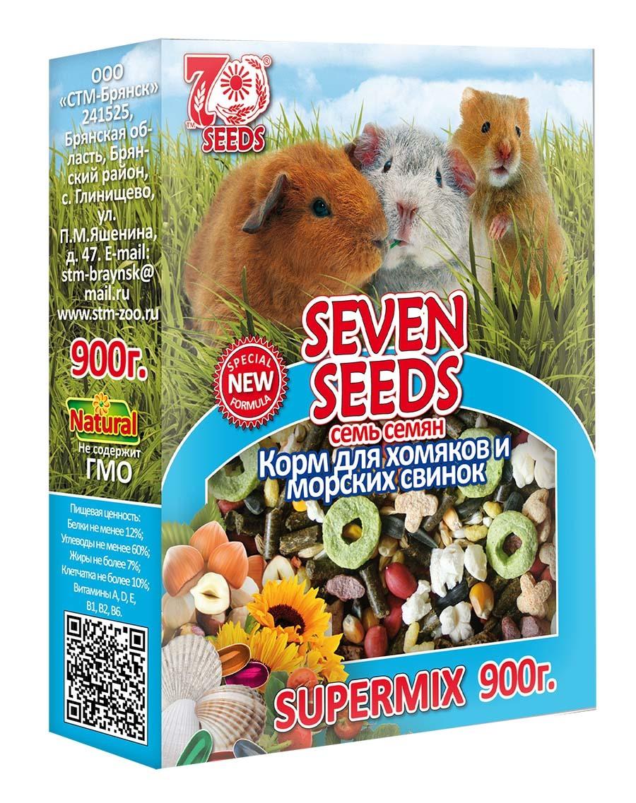 Корм Корм для хомяков и морских свинок Seven Seeds Supermix 5.jpg