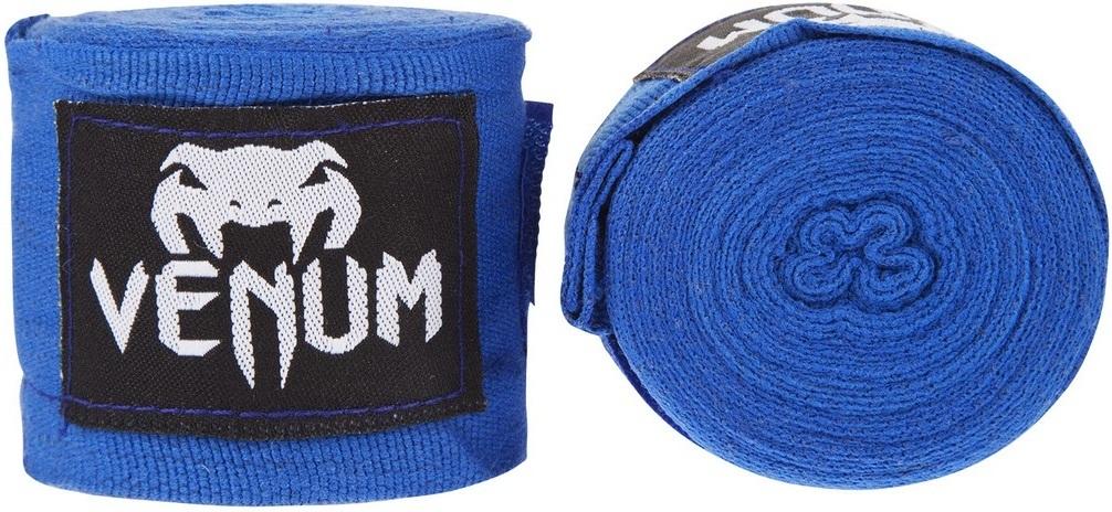 Капы и бинты Бинты для бокса Venum Kontact 4m - Blue 1.jpg