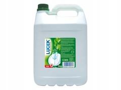 LUCEK - Средство для мытья посуды мята 5 л.