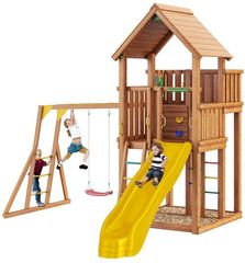 Детская площадка Jungle Palace и Рукоход с Сидушкой