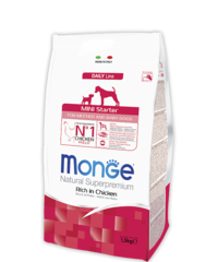 Monge Daily Line Dog Mini Starter for Mother and baby