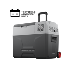 Компрессорный автохолодильник Alpicool CX-40S (12V/24V/220V, 40л)