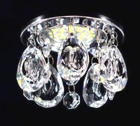 Встраиваемый Светильник 3217-8C Хром