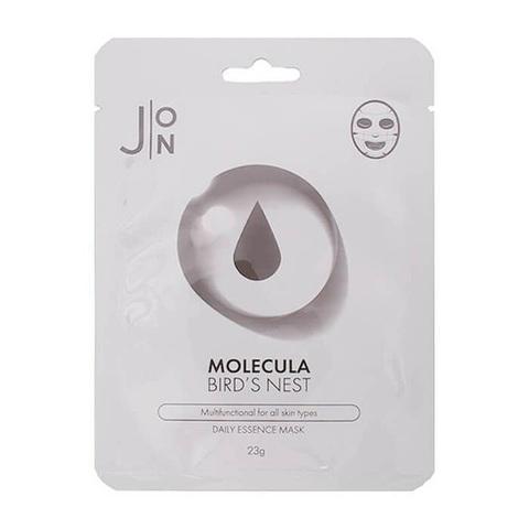 J:ON Molecula BIRD'S Nest Dayly Essence Mask маска для лица с экстрактом ласточкиного гнезда