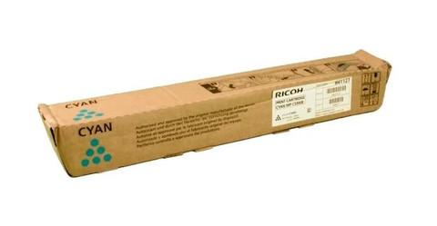Оригинальный тонер-картридж Ricoh MPC3501E/MPC3300E C 841427/842046 голубой