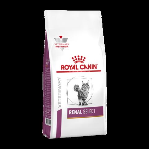 Royal Canin Renal Select Сухой корм для привередливых кошек при почечной недостаточностью