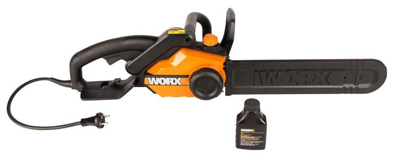 Цепная пила WORX WG303E, 2000В,40см