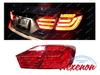 LED фары задние Toyota Camry V50 в стиле BMW