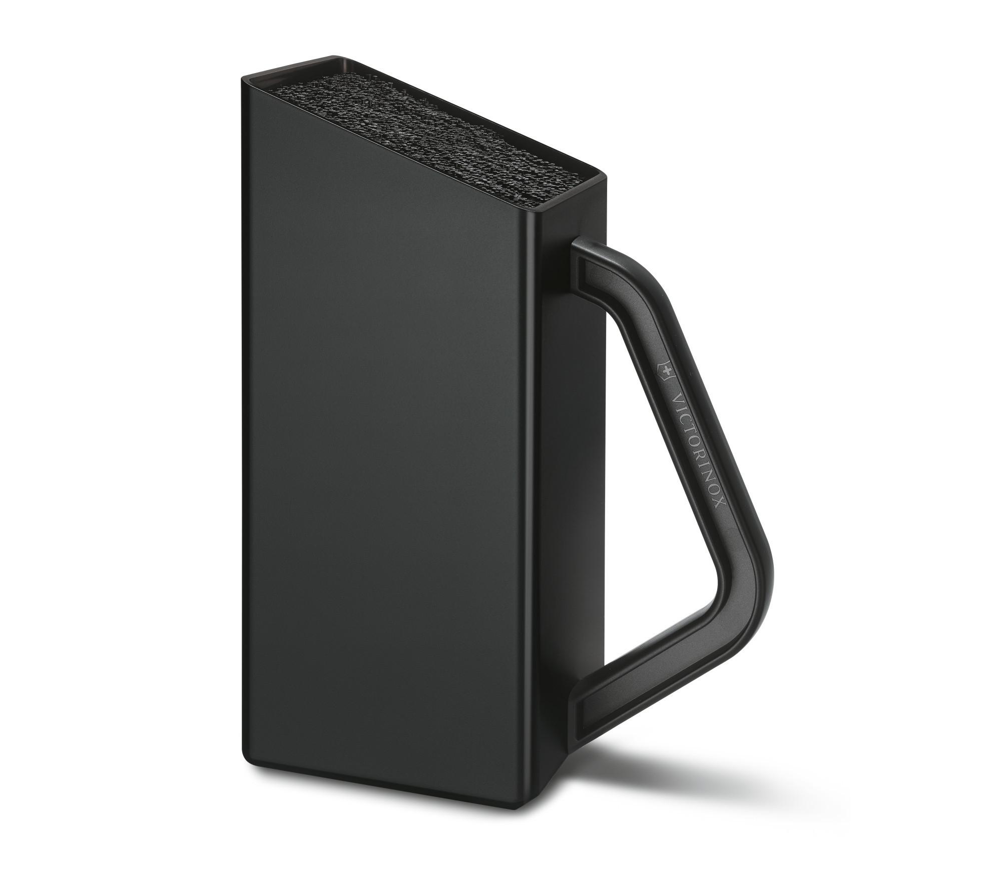 Универсальная пластиковая подставка для ножей Victorinox с наполнением из синтетических волокон (7.7033.03)