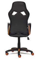 Кресло Ранер (RUNNER) — черный/оранжевый (36-6/07/12)