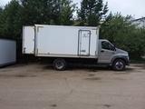 Фургон изотермический для шасси ГАЗОН NEXT