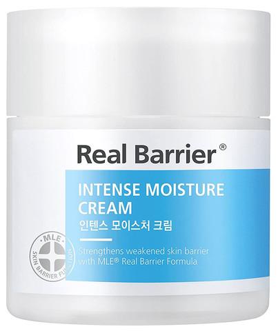 Купить Real Barrier Intense Moisture Cream - Ламеллярный увлажняющий крем со скваланом