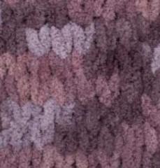 Пряжа Alize Puffy Color цвет 6260