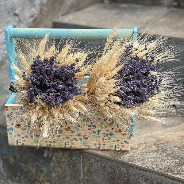 Букет из сухоцветов 420