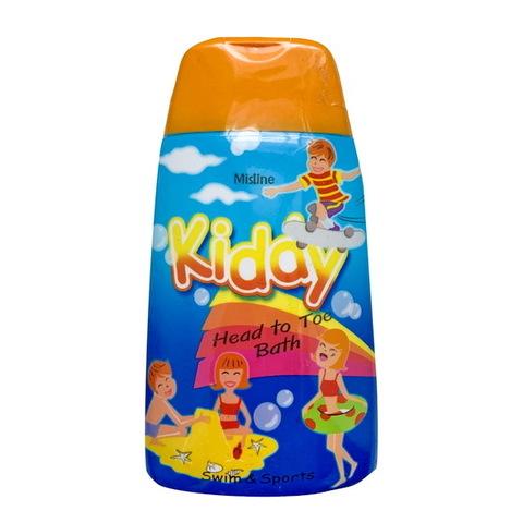 Шампунь-гель для душа для детей Kiddy плавание и спорт Mistine 200 мл / Mistine Kiddy Swim and Sports 200 ml