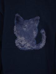 Худи с котенком Kitty