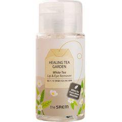 Жидкость для снятия макияжа с глаз и губ The Saem с экстрактом белого чая 150 мл