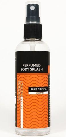 Парфюмированный спрей с феромонами Pure Crystal - 100 мл.