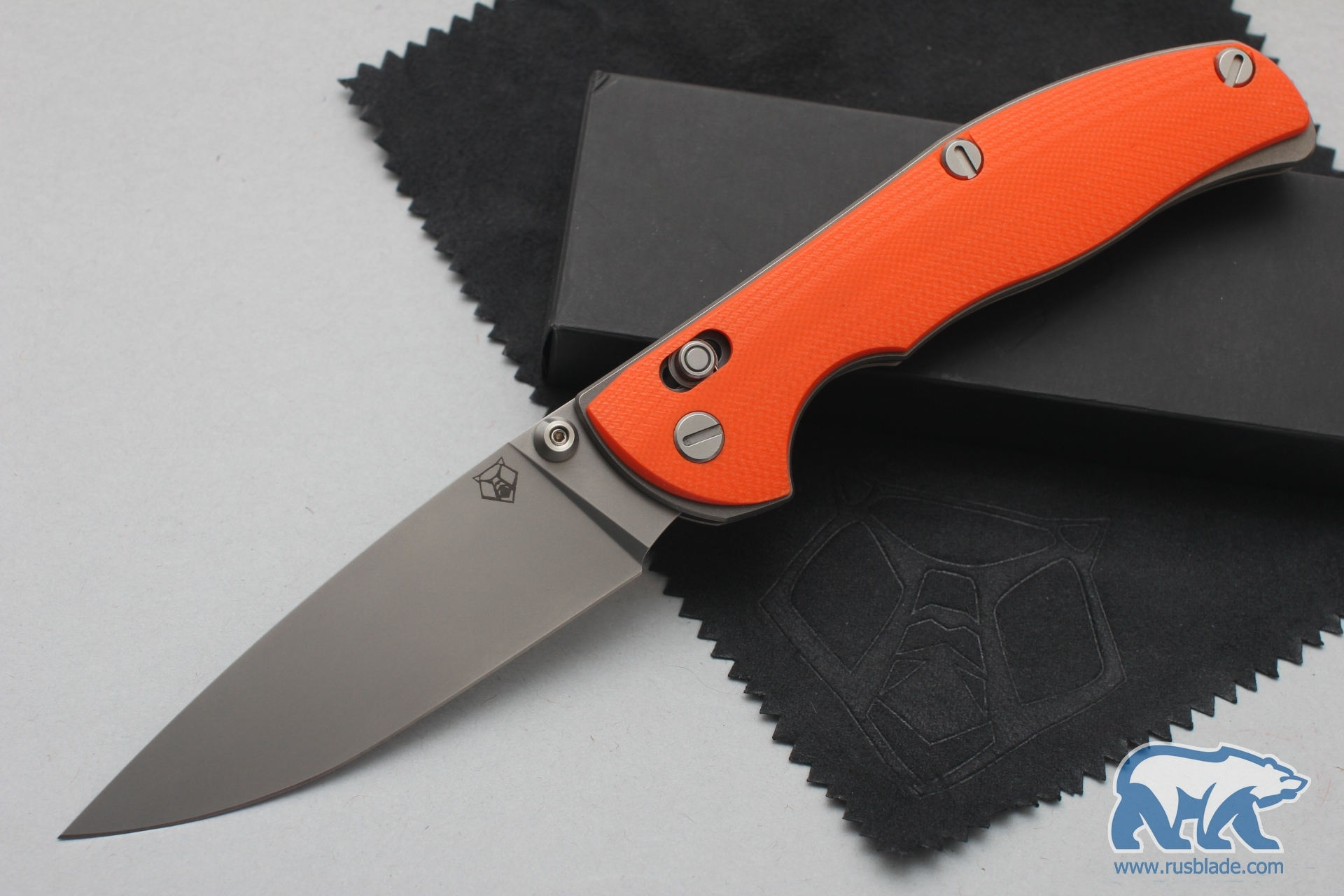 Shirogorov Tabargan 100NS S90V G10 3D orange