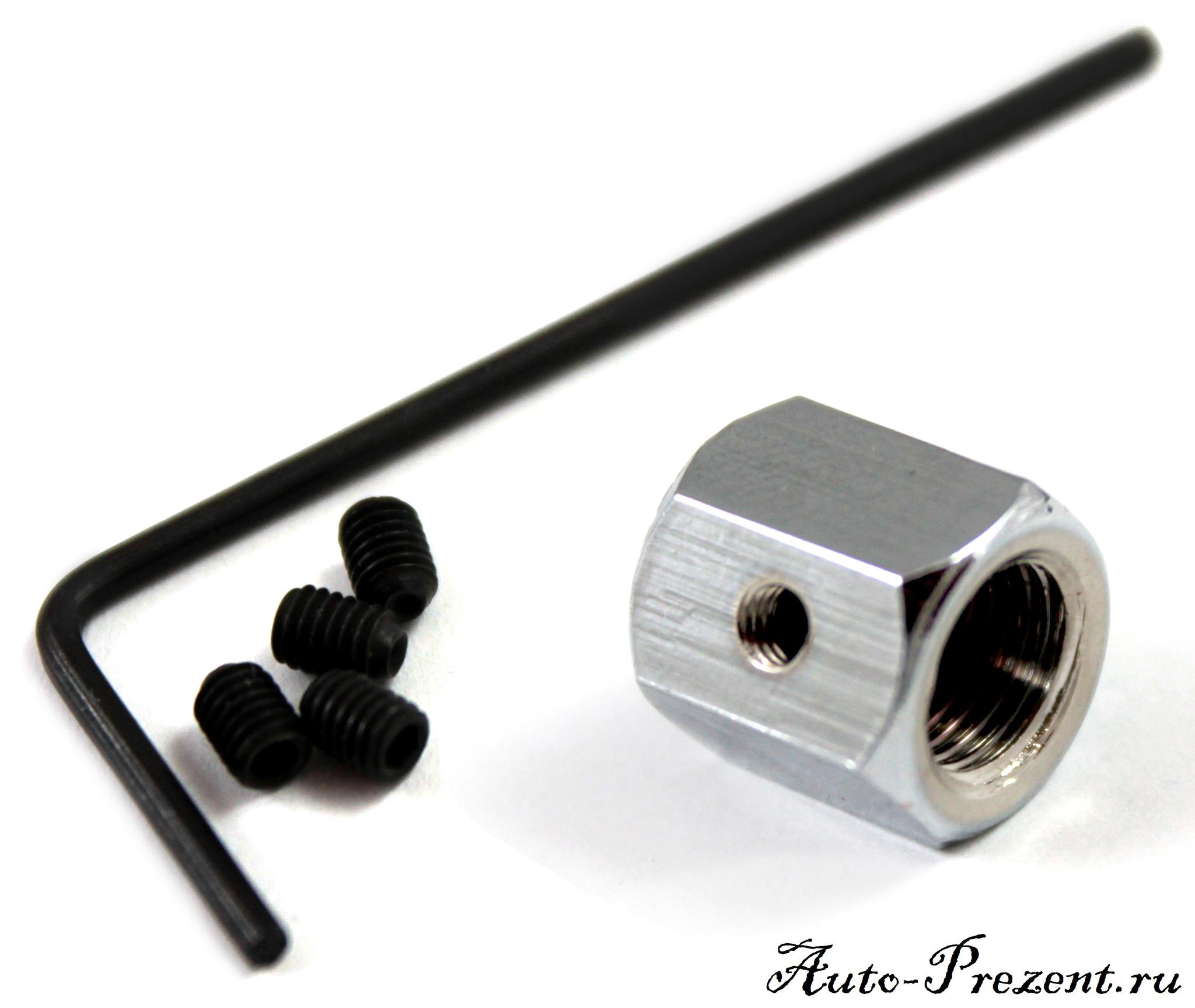 Колпачки на ниппель PEUGEOT с защитой от кражи