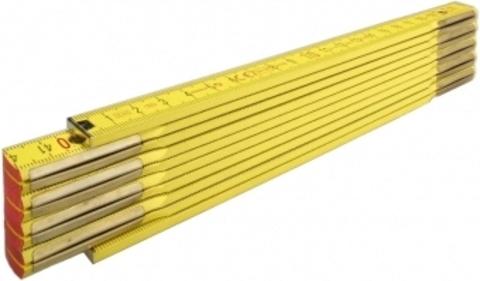 Метр складной деревянный STABILA 1604