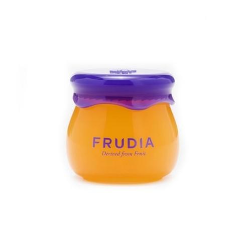 Frudia Blueberry Hydrating Honey Lip Balm/Фрудиа Увлажняющий бальзам для губ с черникой