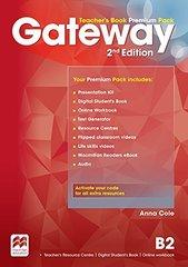 Gateway 2nd Ed B2 TB Pk