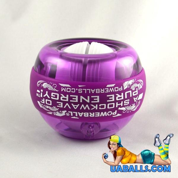 powerball с фиолетовой подсветкой