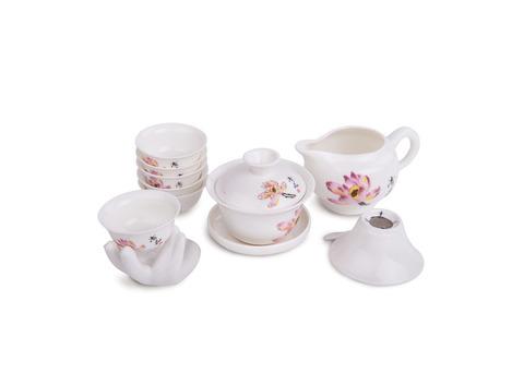 Чайный набор из 10 предметов