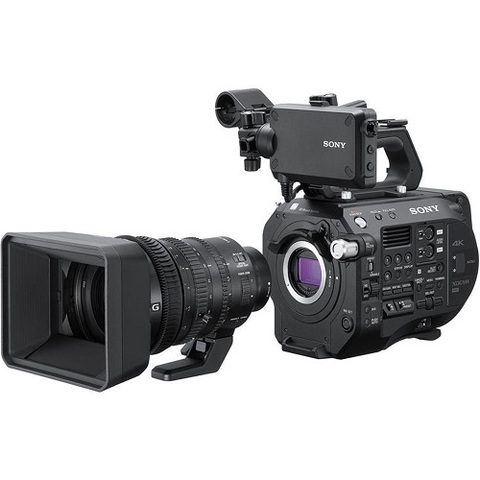 Видеокамера Sony PXW-FS7M2K With SELP18110G*