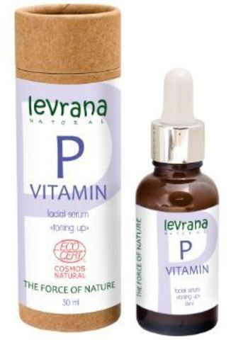 Levrana сыворотка для лица витамин P 30 мл