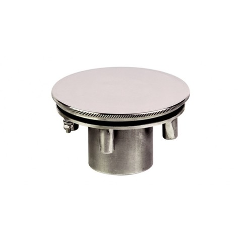 Заглушка к форсунке для подключения пылесоса нержавеющая сталь AISI-316 XENOZONE