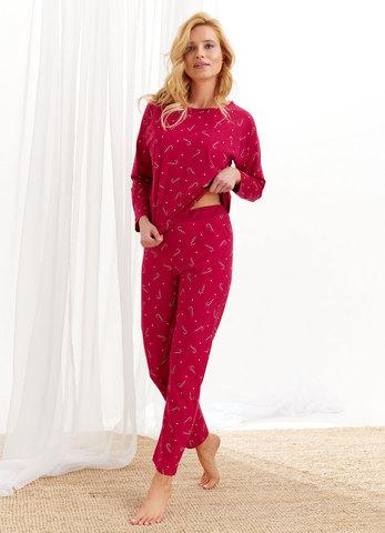 Пижама женская со штанами TARO (1196 S20/21 JURATA)