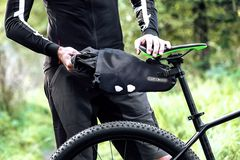 Подседельная велосумка Ortlieb Saddle-Bag Two, 4,1L - 2