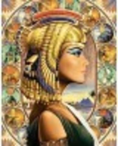 ЦАРИЦА ЕГИПТА WD139 (38*48см)