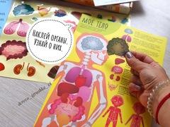 Набор игр Строение тела