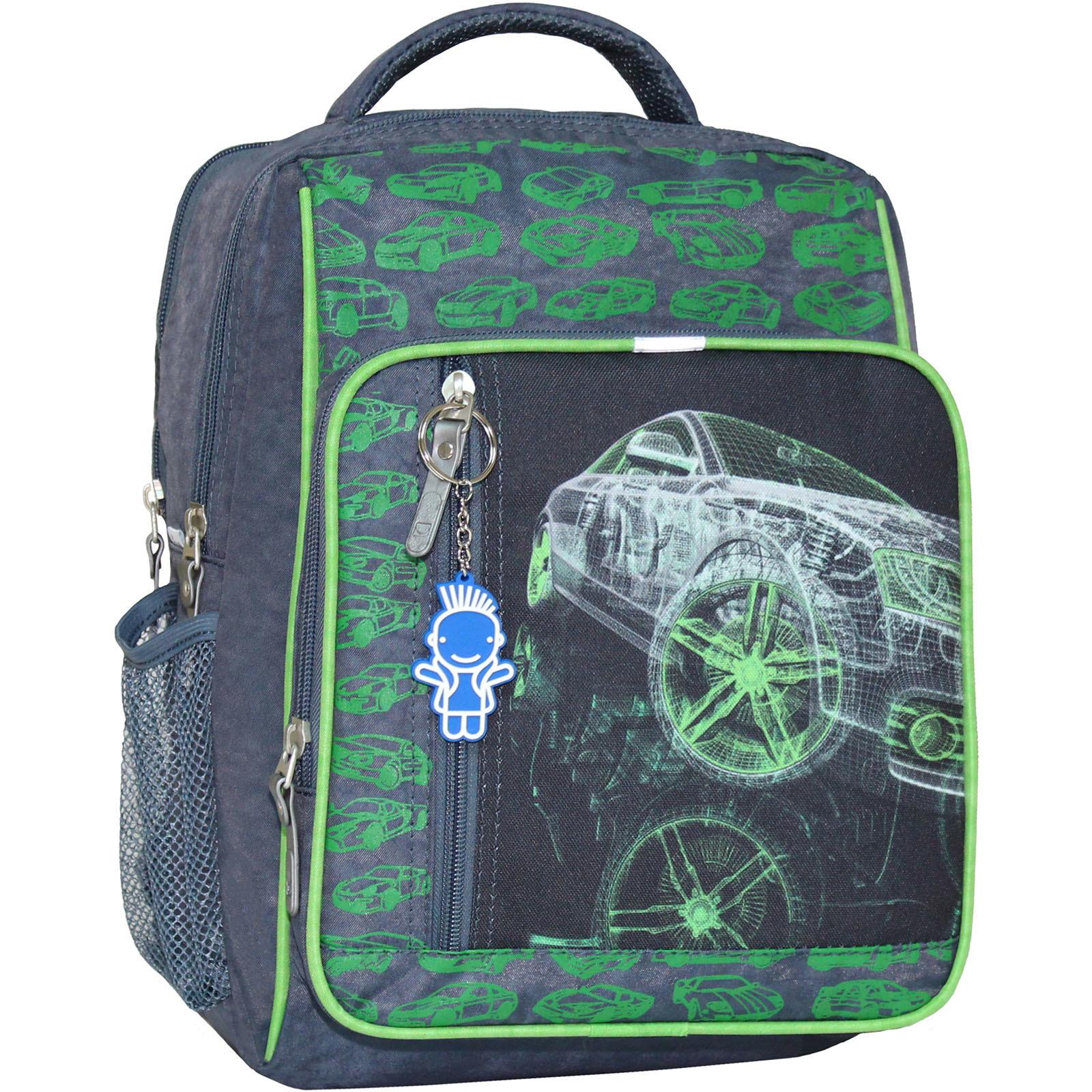 Школьные рюкзаки Рюкзак школьный Bagland Школьник 8 л. 321 серый 16м (0012870) IMG_4496.JPG
