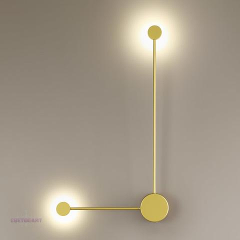 Настенный светильник 3900/10WG серии SATELLITE
