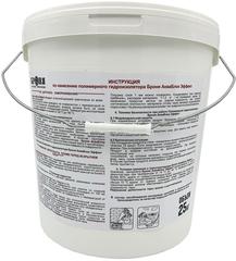 Жидкая гидроизоляция (обмазочная мастика, резина, кровля, покрытие) Броня АкваБлок Эффект / Эффект НГ